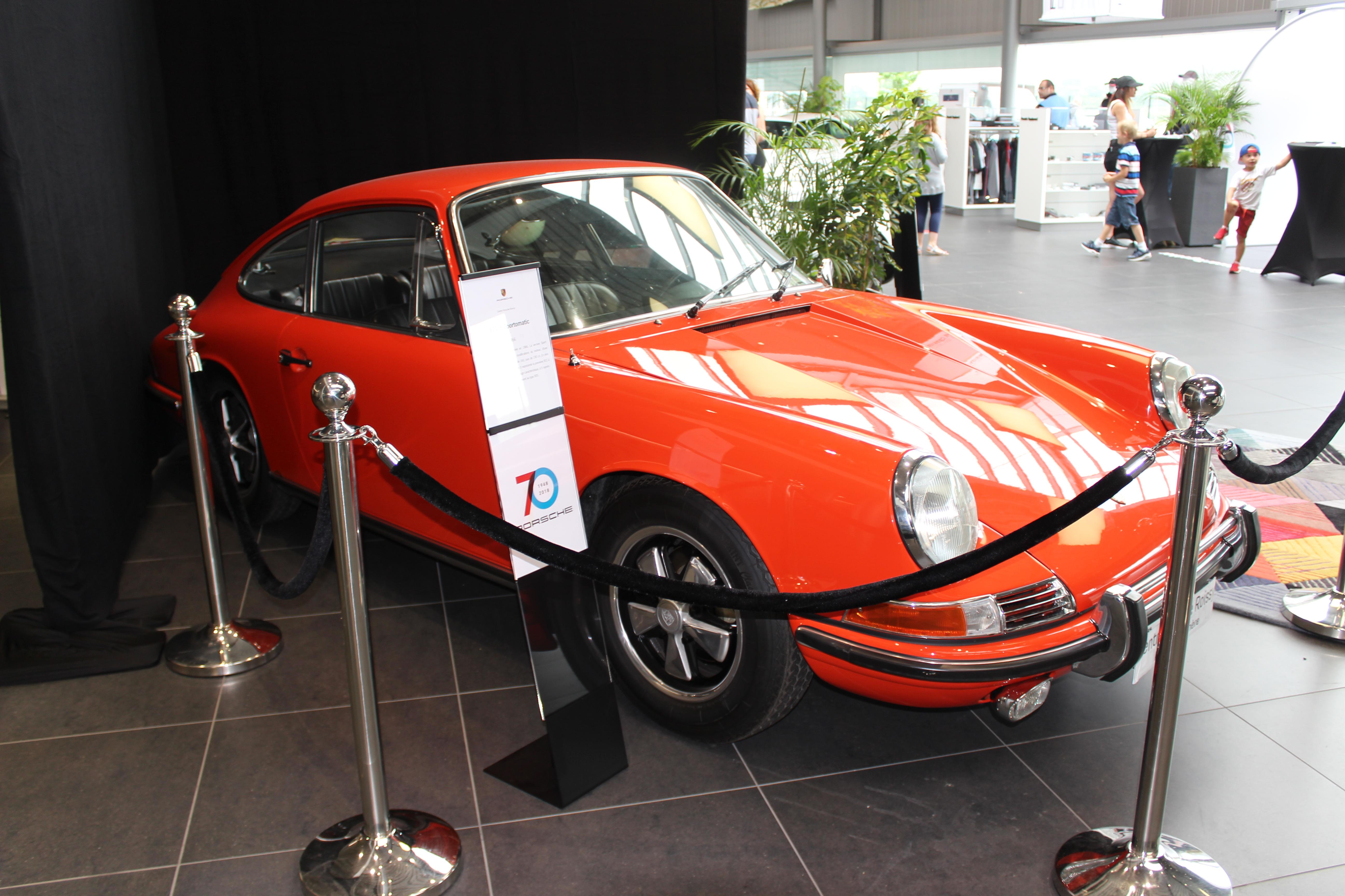 70 Ans Centre Porsche ROISSY Sonauto Img_6533