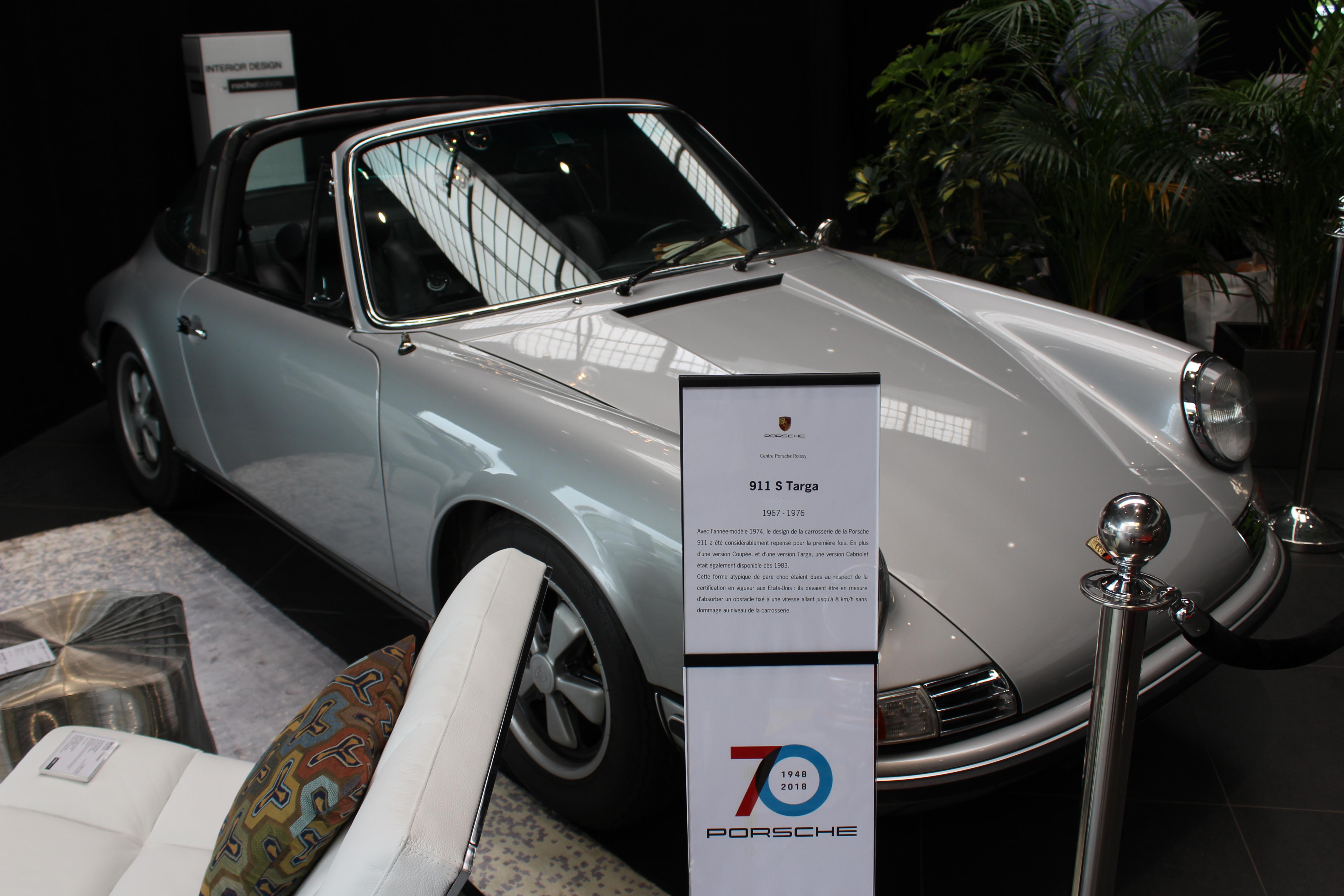 70 Ans Centre Porsche ROISSY Sonauto Img_6534
