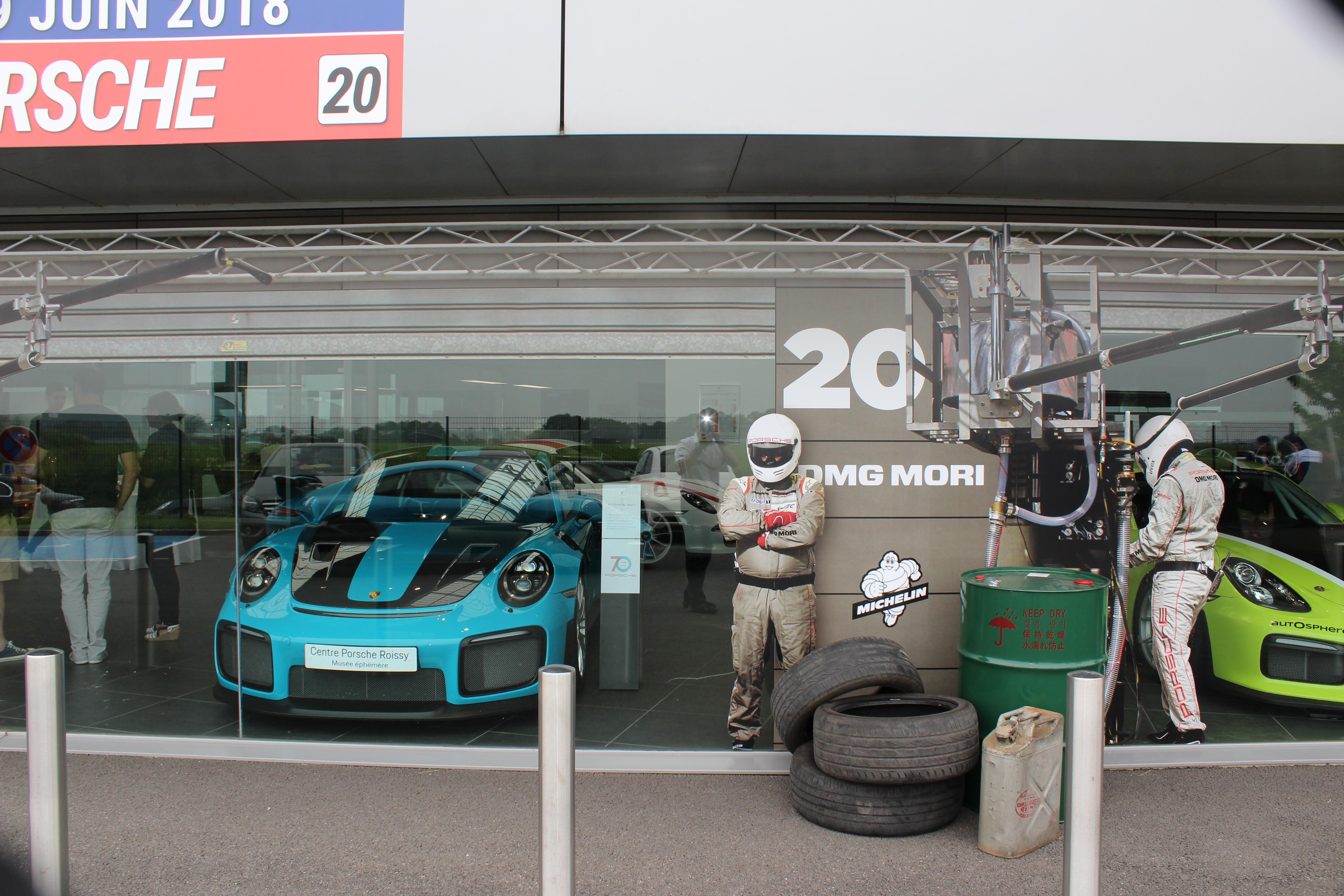 70 Ans Centre Porsche ROISSY Sonauto Img_6612
