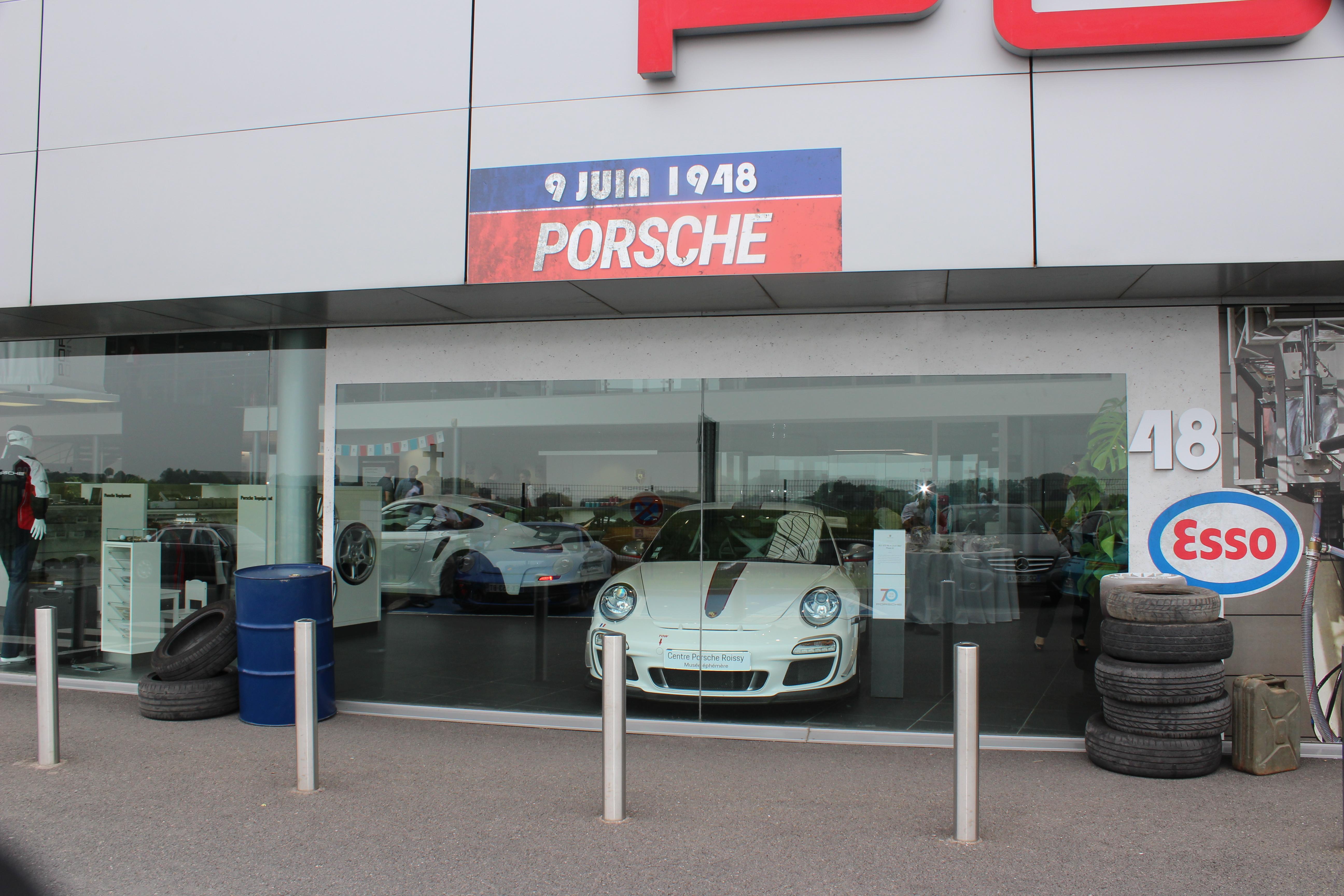 70 Ans Centre Porsche ROISSY Sonauto Img_6613