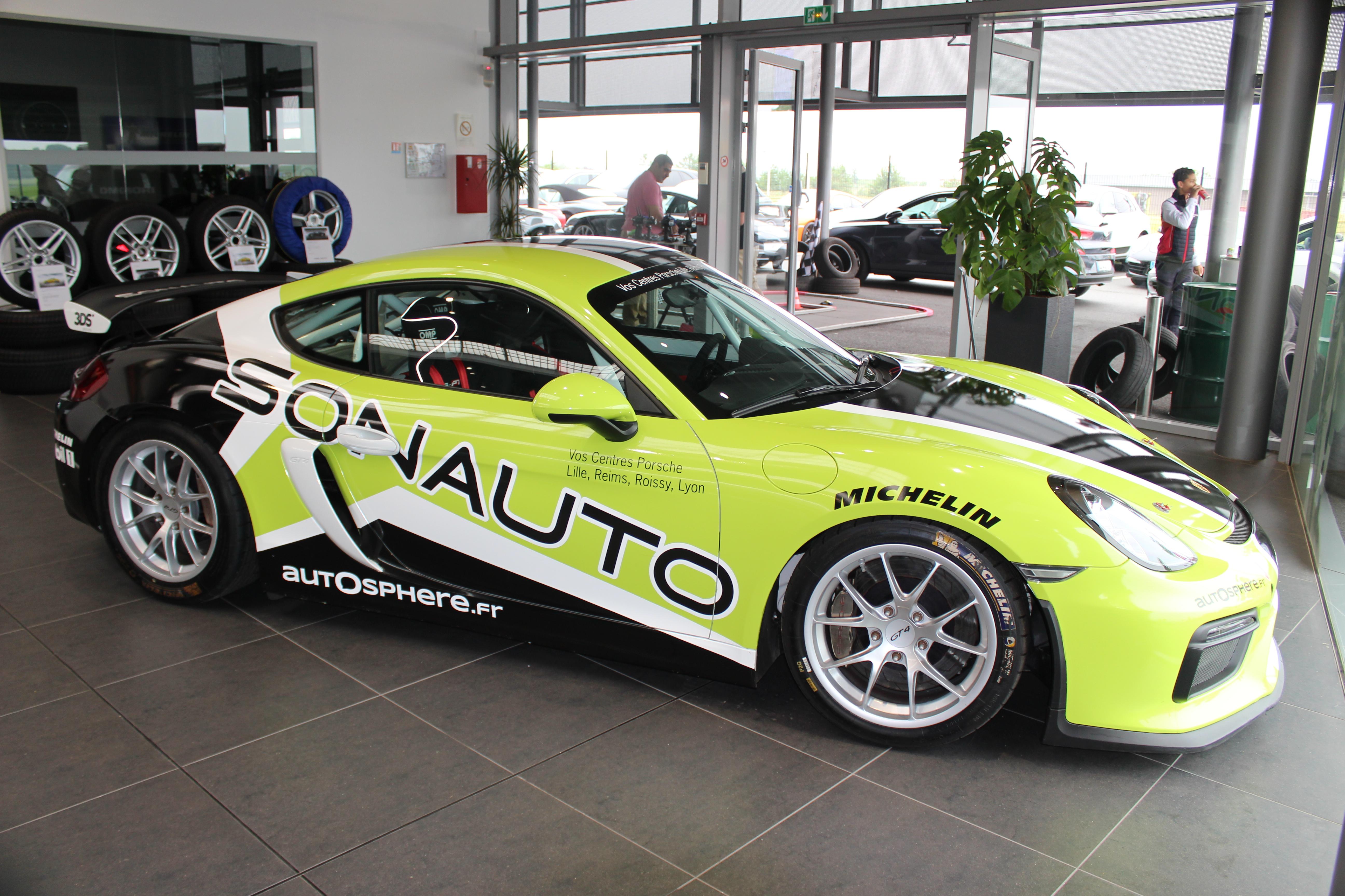 70 Ans Centre Porsche ROISSY Sonauto Img_6618
