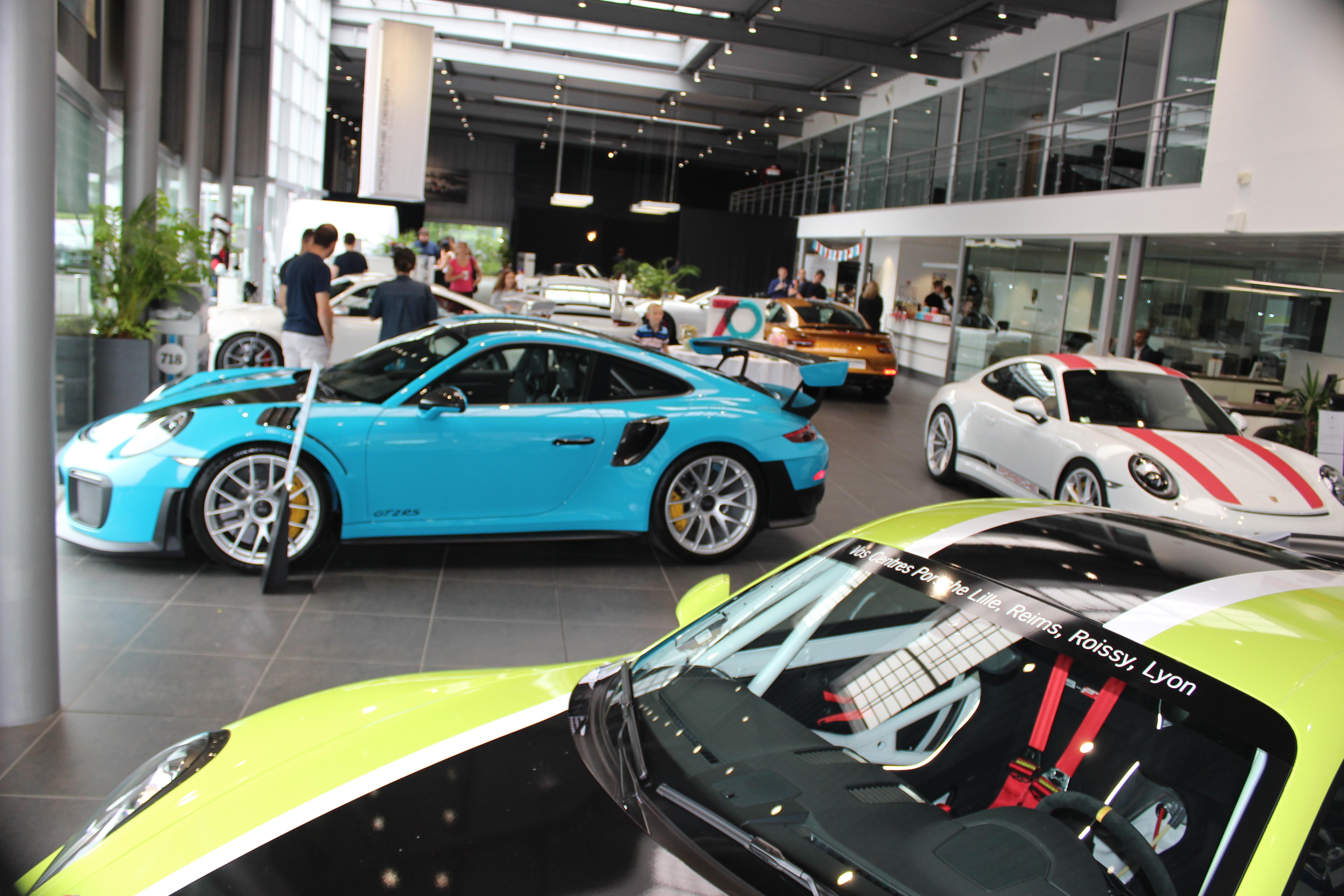 70 Ans Centre Porsche ROISSY Sonauto Img_6620