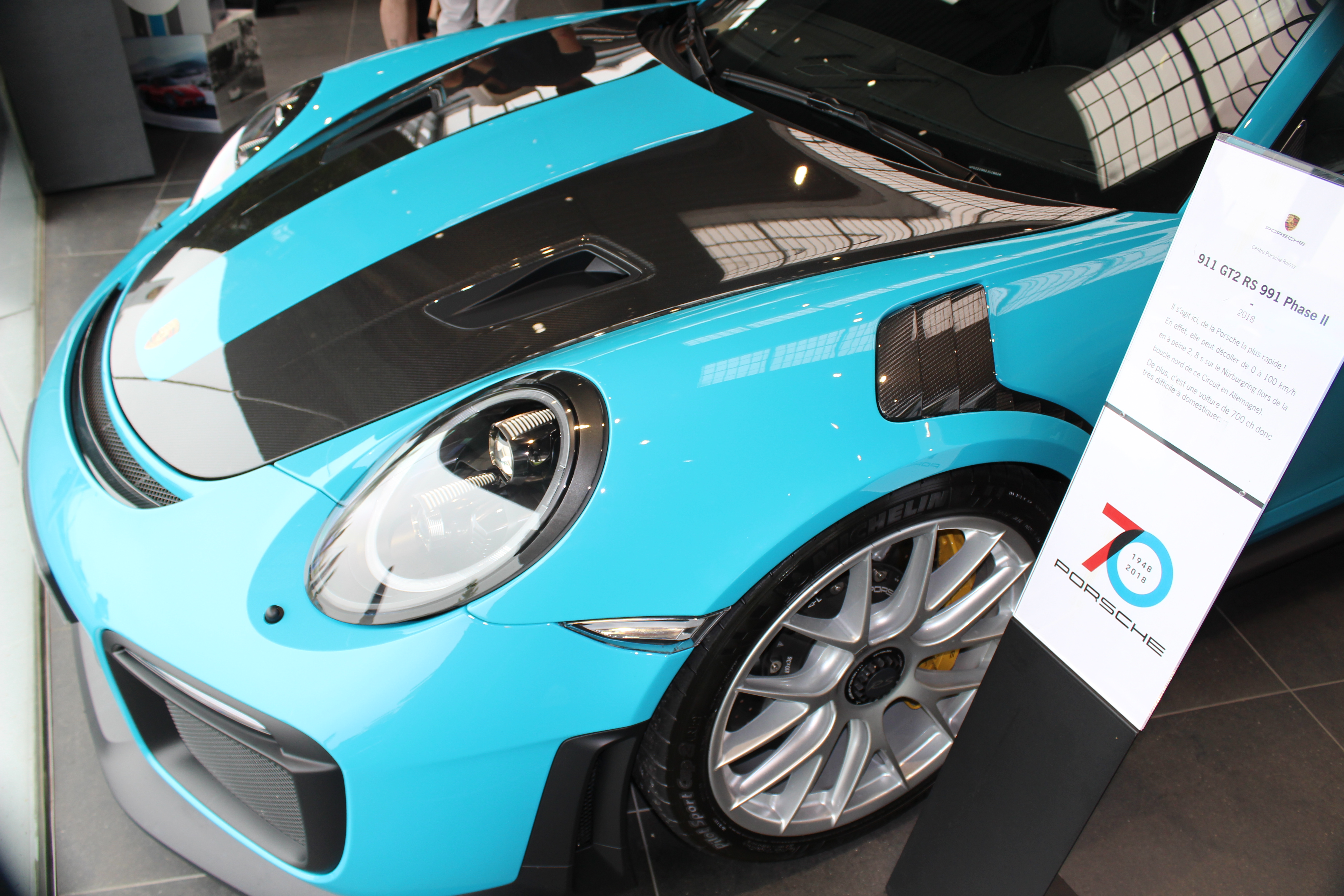 70 Ans Centre Porsche ROISSY Sonauto Img_6624