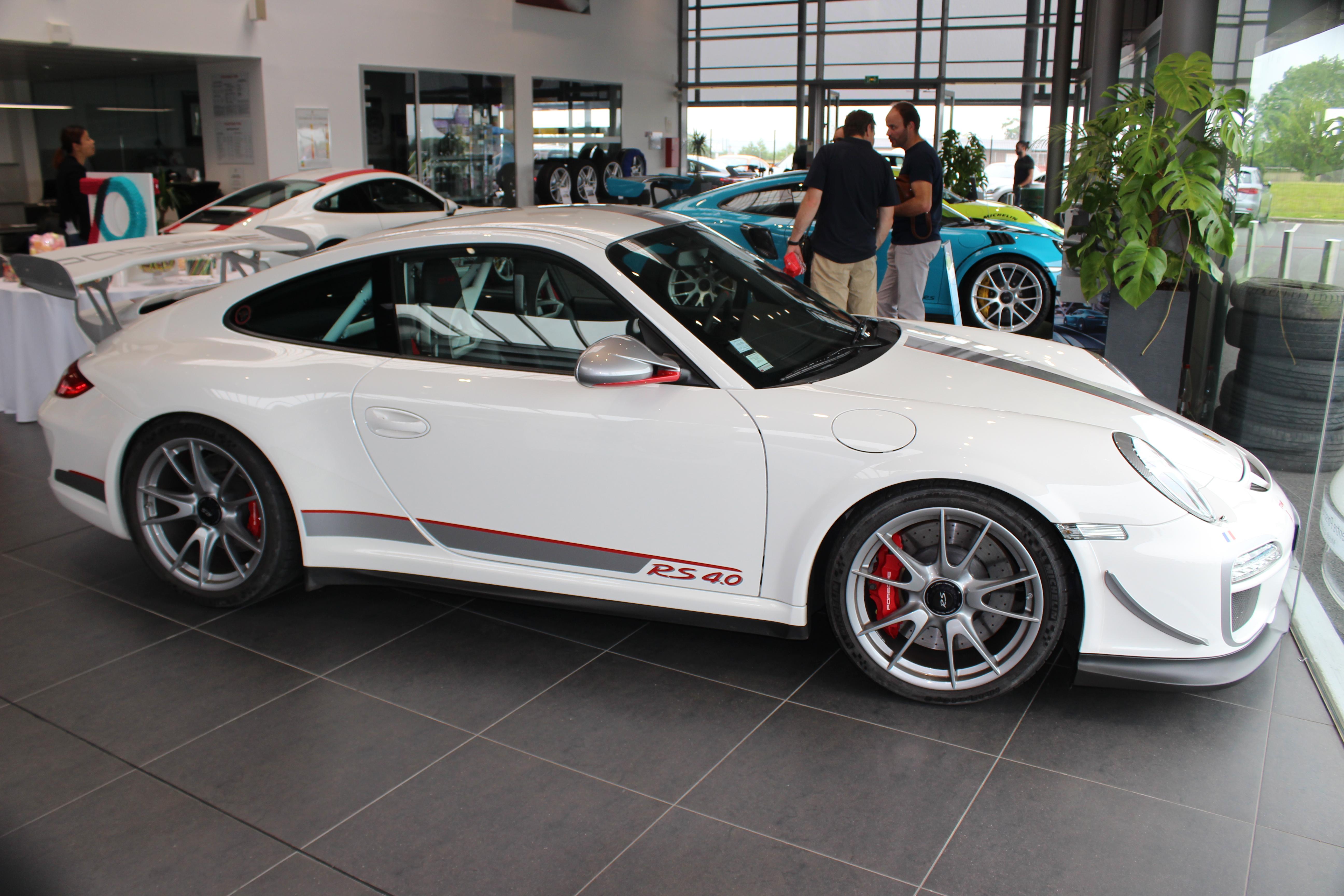 70 Ans Centre Porsche ROISSY Sonauto Img_6634