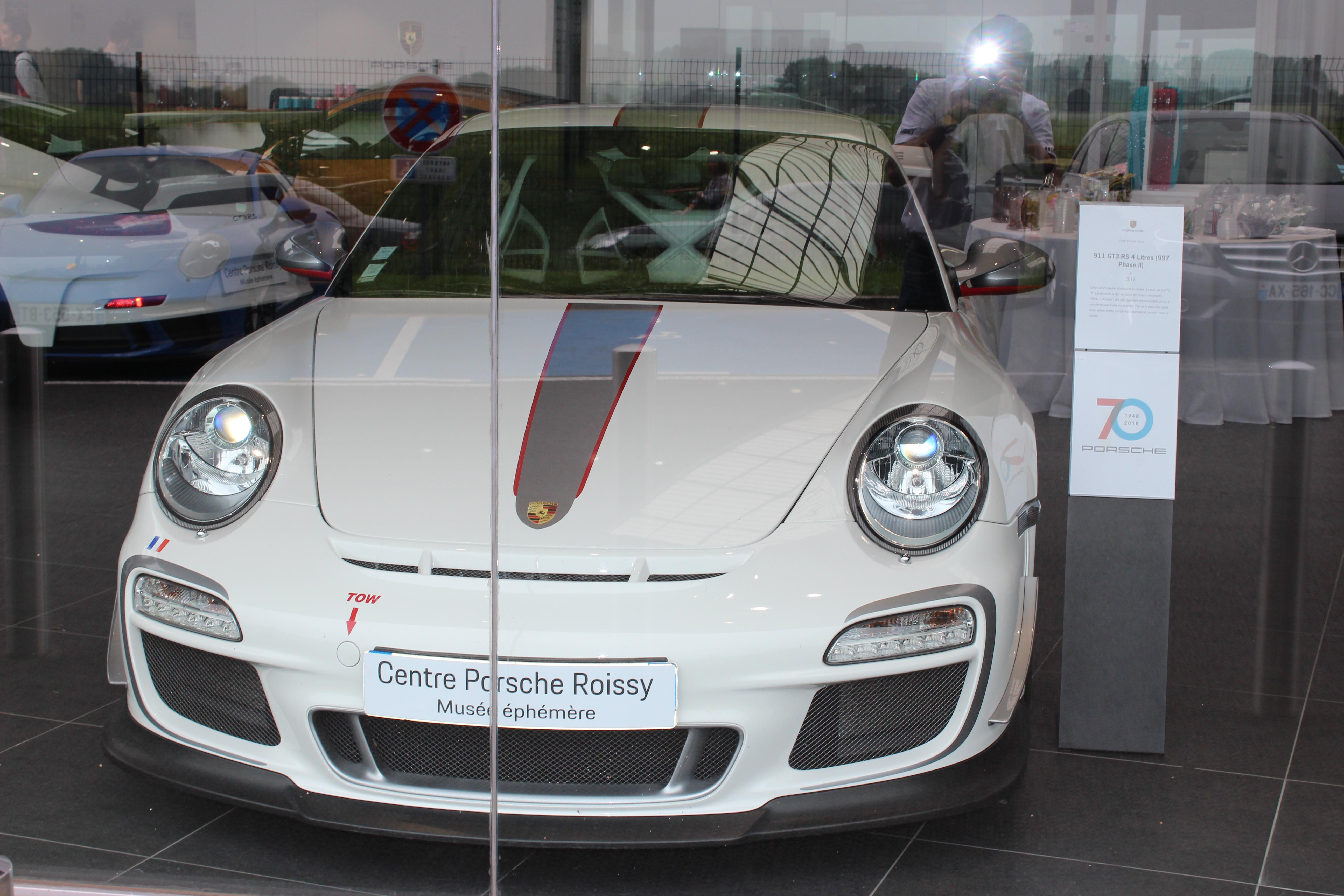 70 Ans Centre Porsche ROISSY Sonauto Img_6635