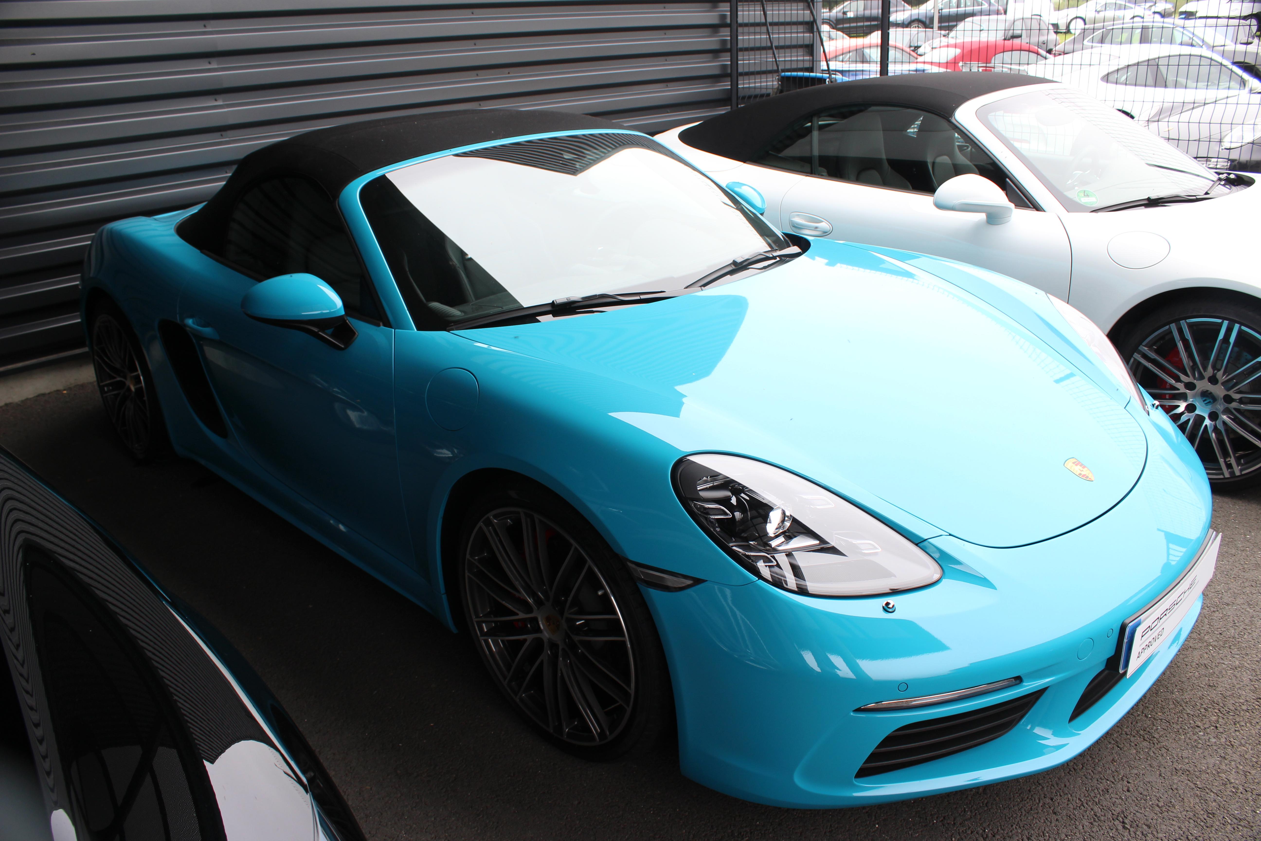 70 Ans Centre Porsche ROISSY Sonauto Img_6653
