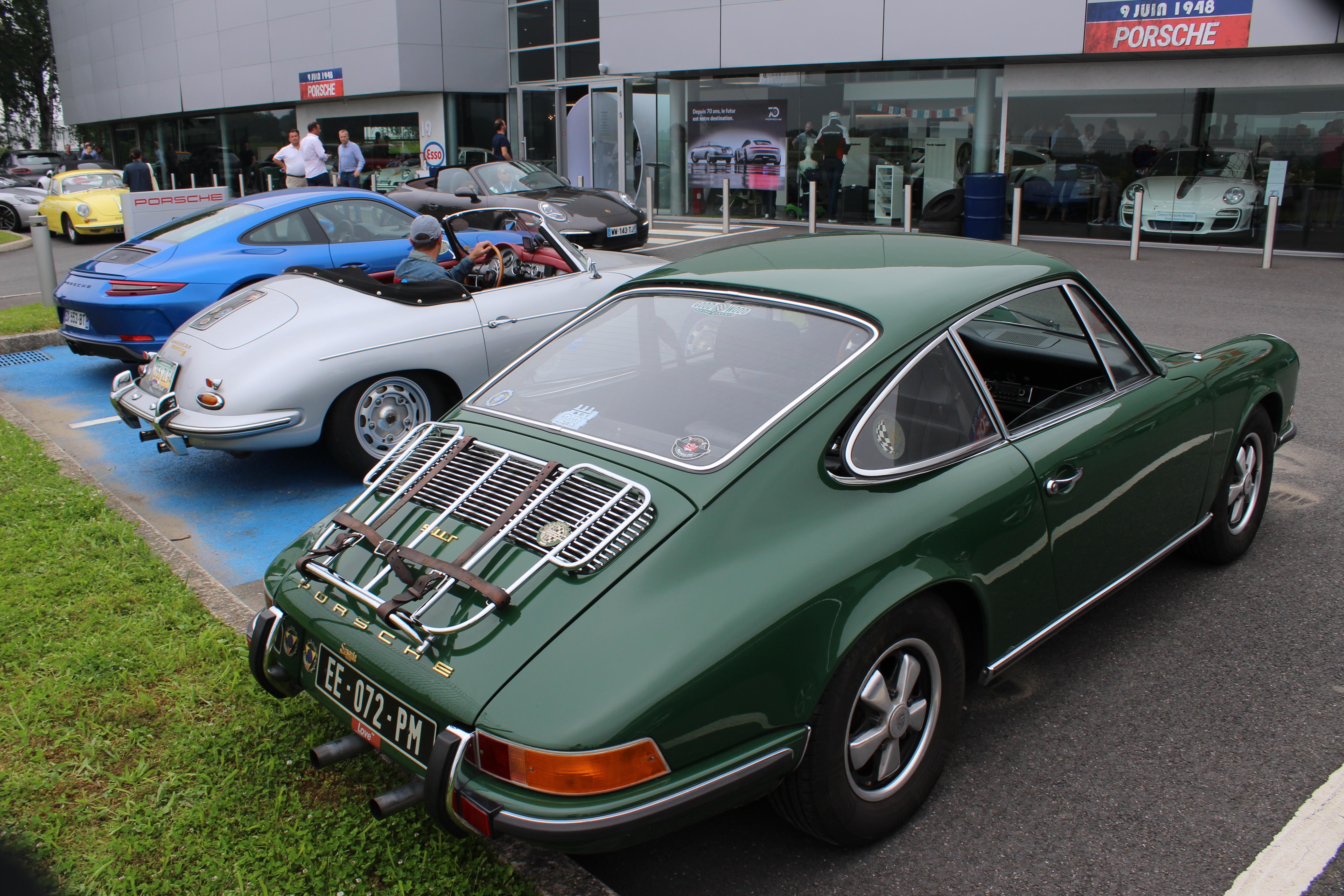 70 Ans Centre Porsche ROISSY Sonauto Img_6655