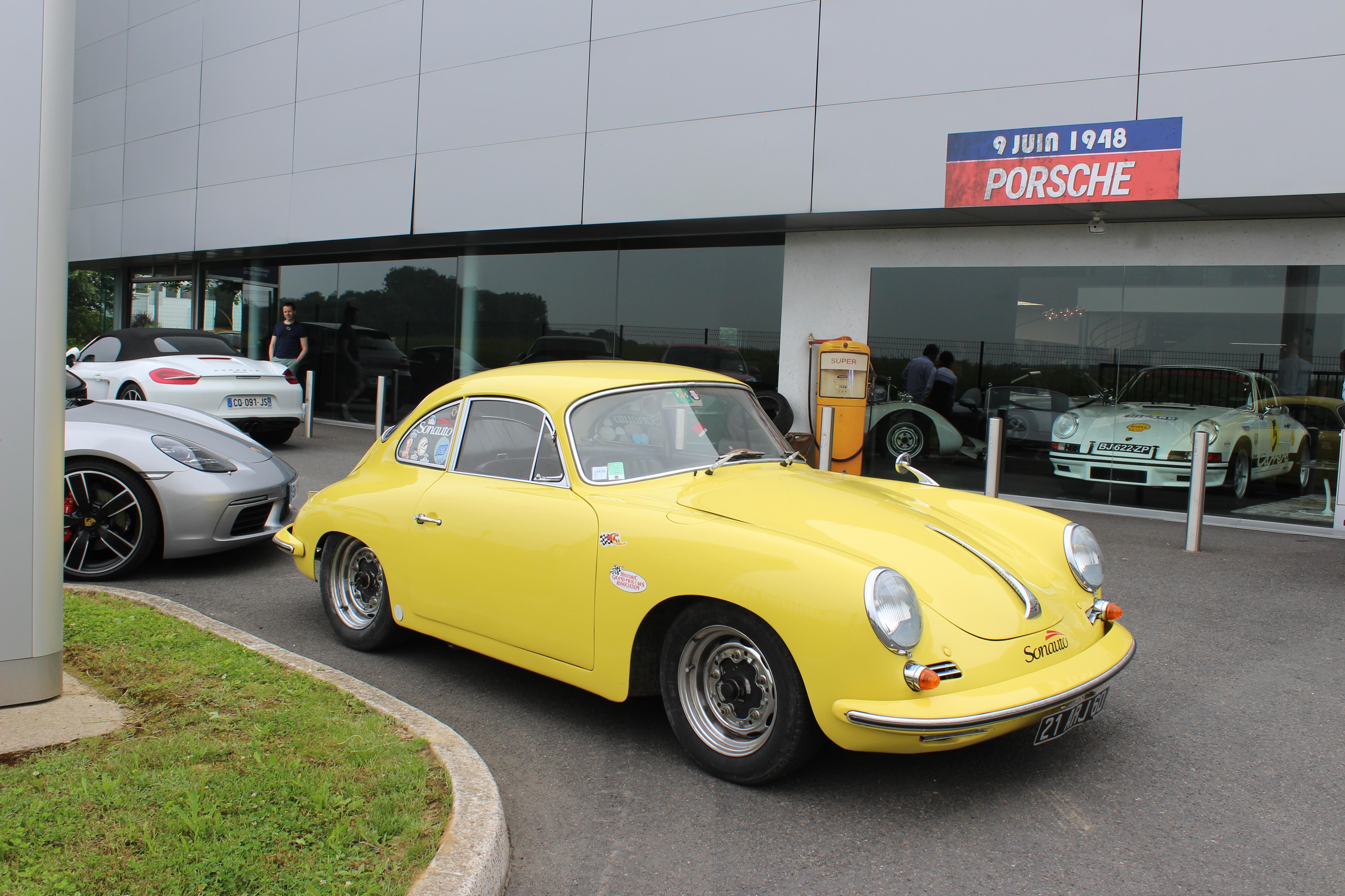 70 Ans Centre Porsche ROISSY Sonauto Img_6658