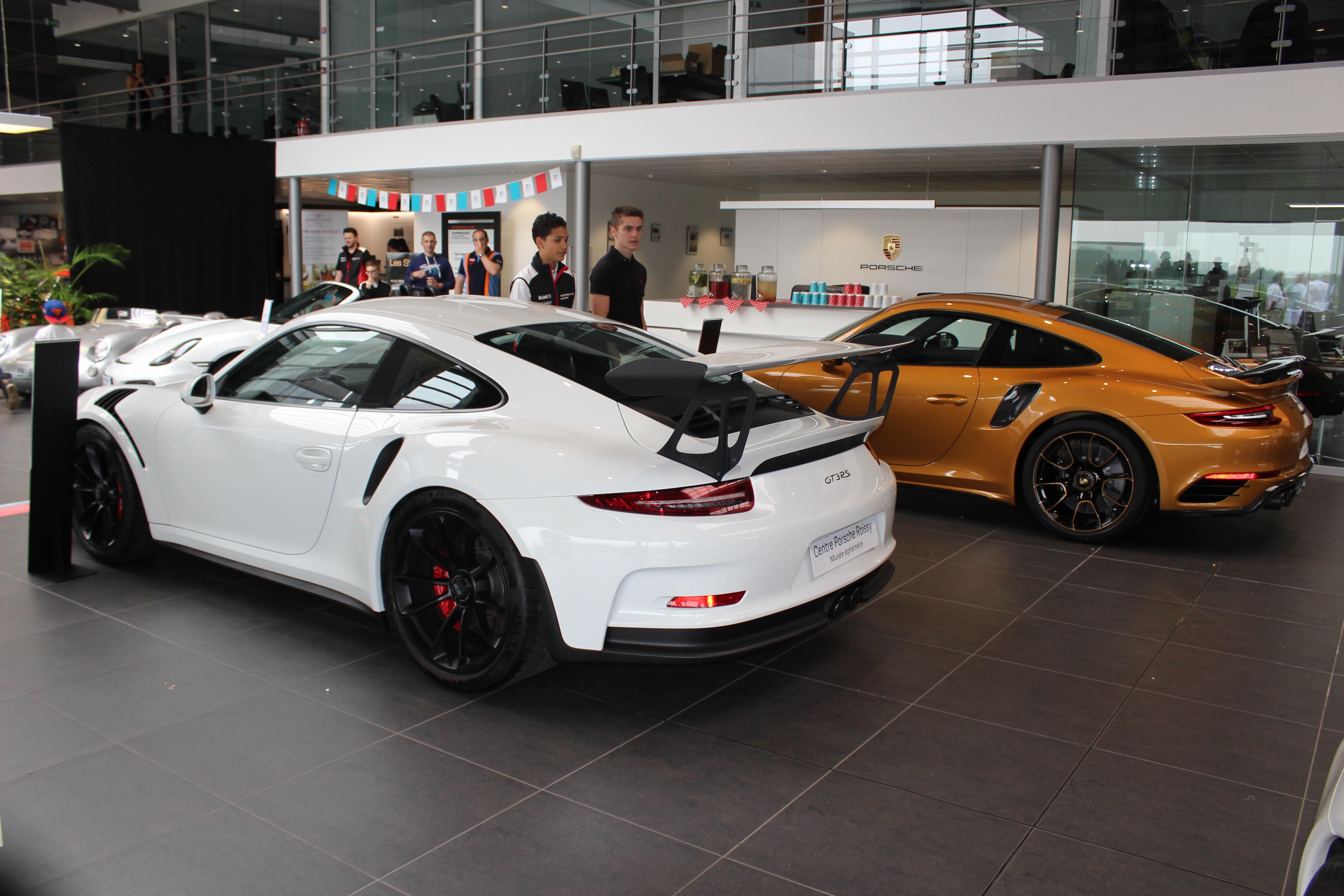 70 Ans Centre Porsche ROISSY Sonauto Img_6663