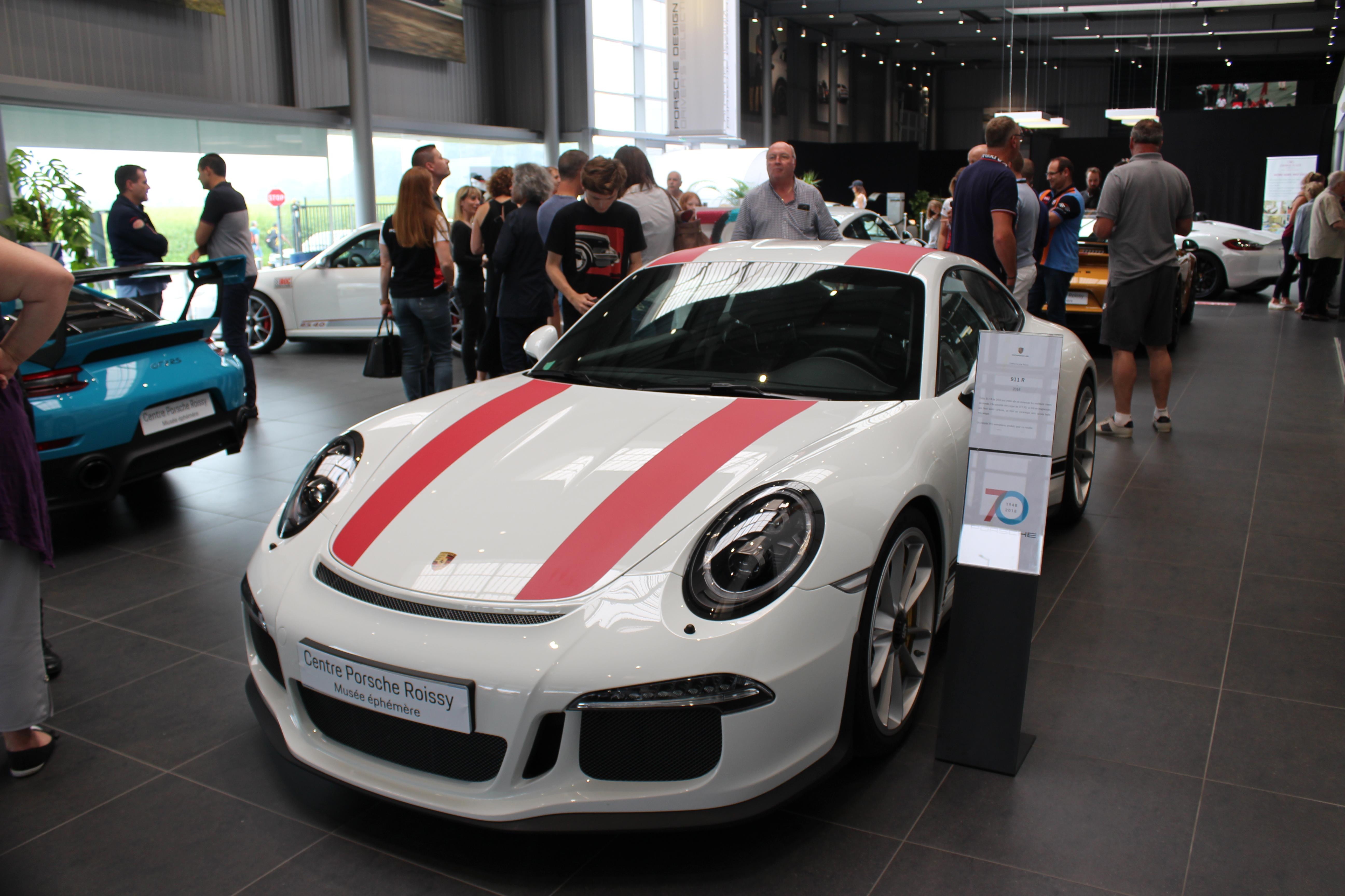 70 Ans Centre Porsche ROISSY Sonauto Img_6715