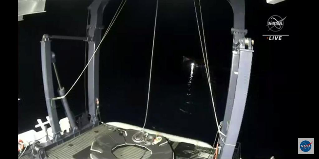 Falcon 9 (Crew Dragon USCV-1) - KSC - 16.11.2020 - Page 15 Screen36