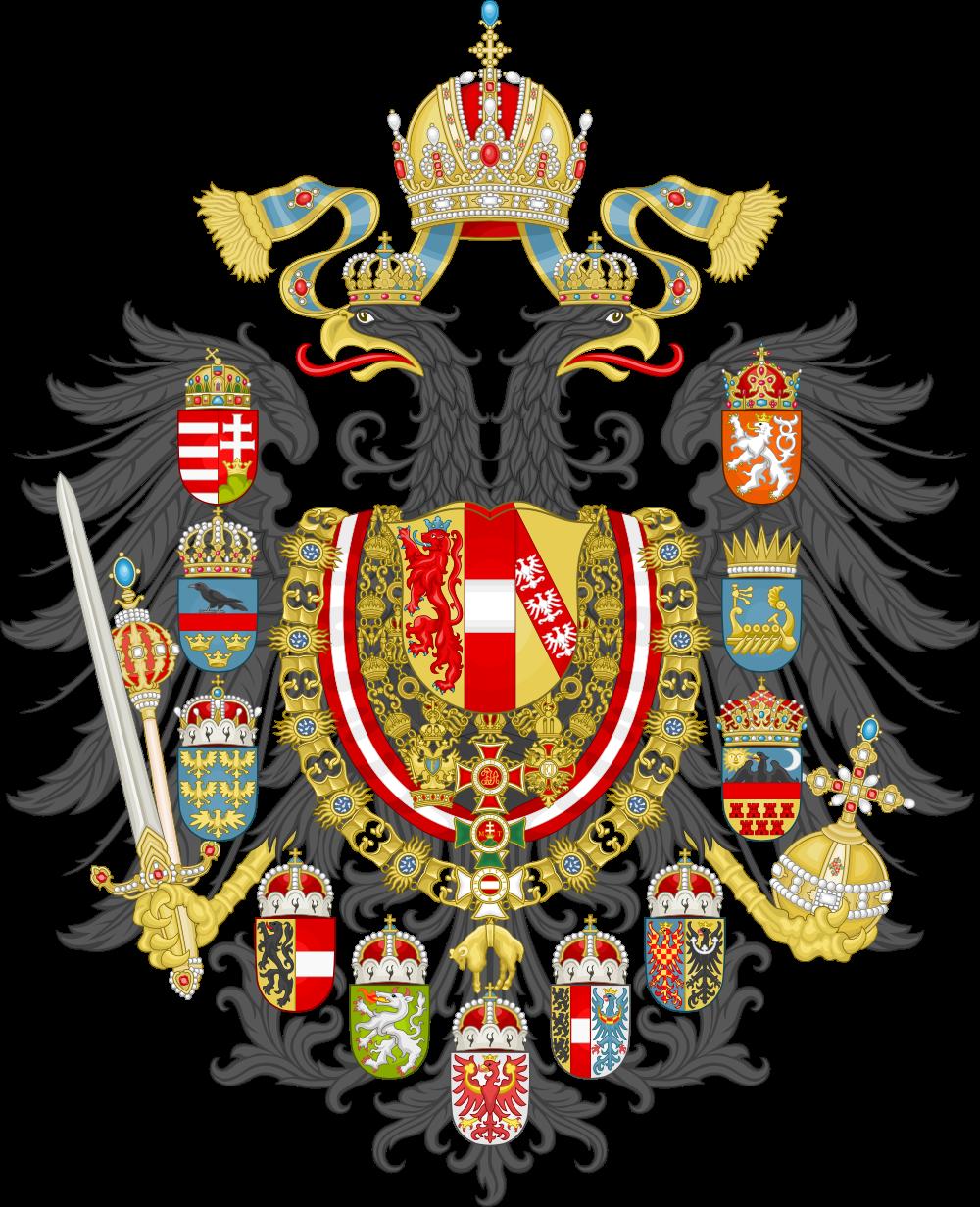 Kaiserlich Osterreich: Empire d'Autriche.  Autric11