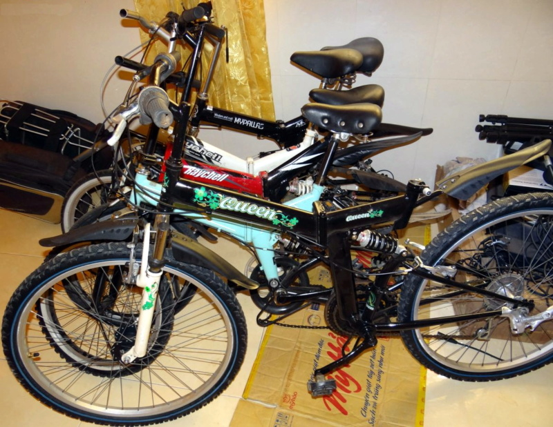 Vietnam, Cambodge en roller, VAE et side-car vélo. Billet12