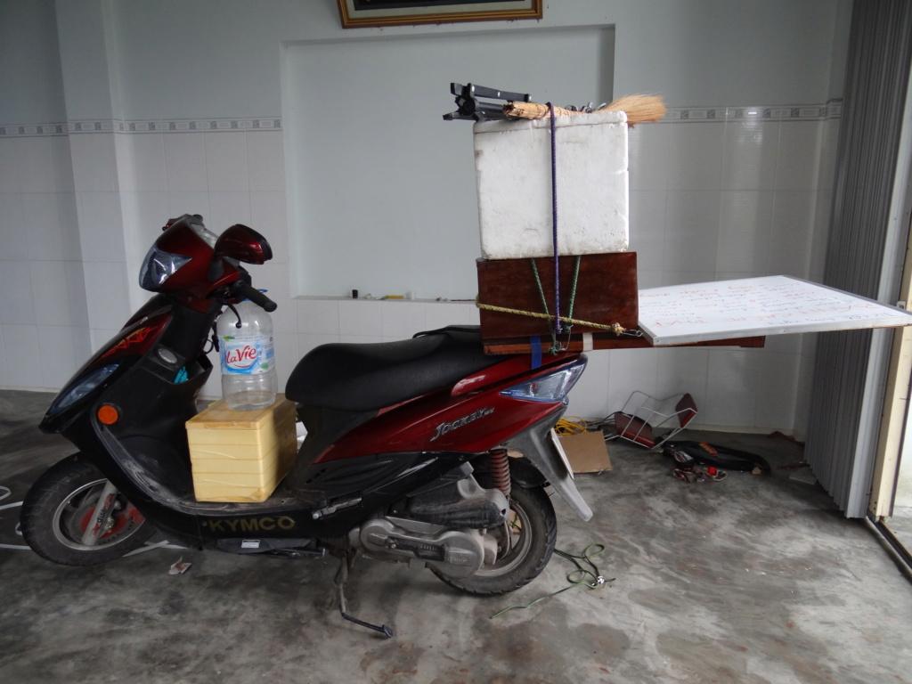Vietnam, Cambodge en roller, VAE et side-car vélo. Dsc00420