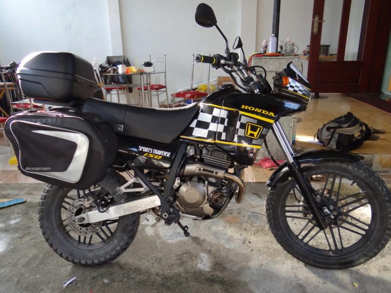 Vietnam, Cambodge en roller, VAE et side-car vélo. Dsc00427