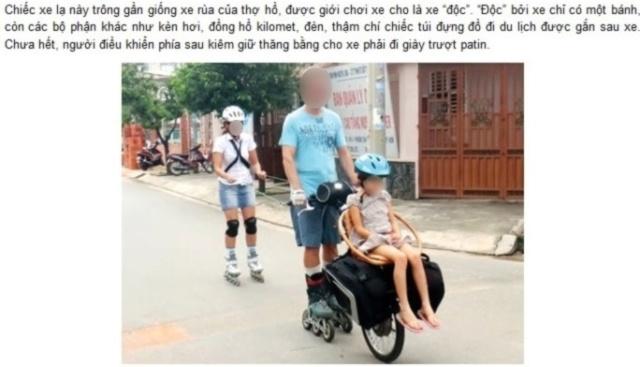 Vietnam, Cambodge en roller, VAE et side-car vélo. Le_lzn10