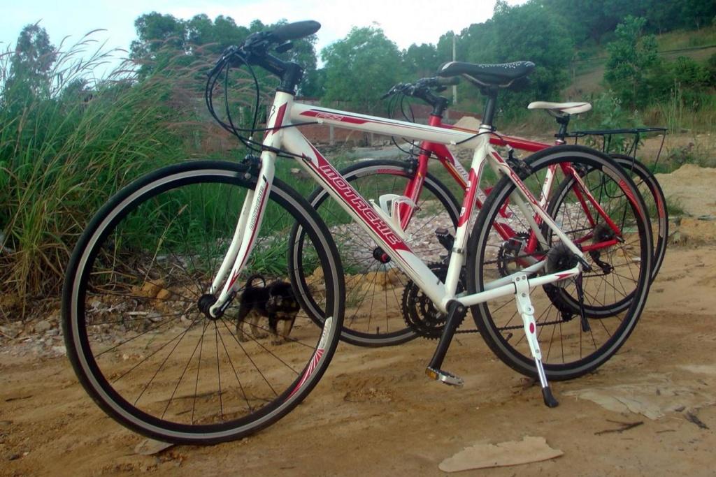 Vietnam, Cambodge en roller, VAE et side-car vélo. S1480011