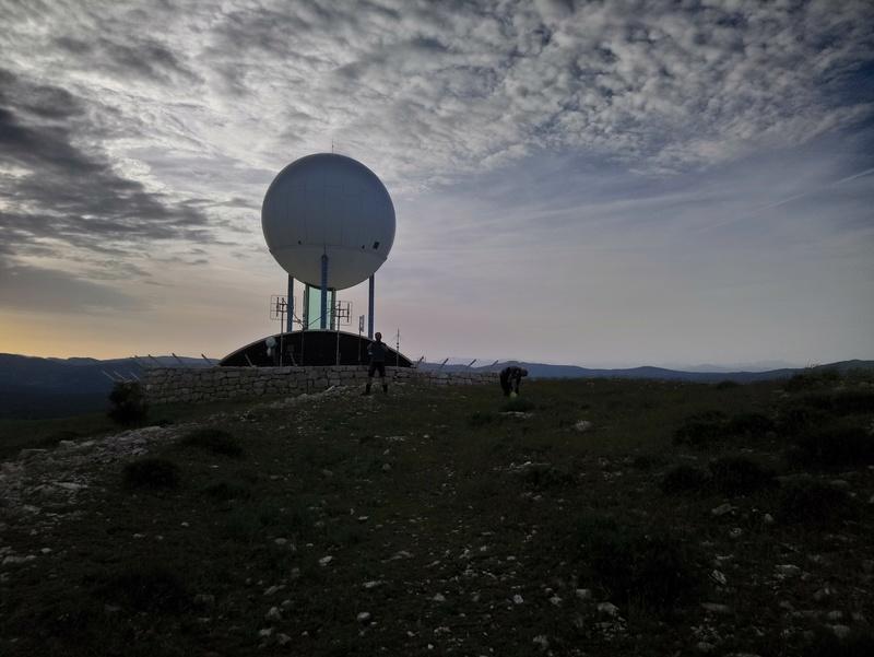 Descente de l'observatoire en mode guerrier...  Dsc_0711