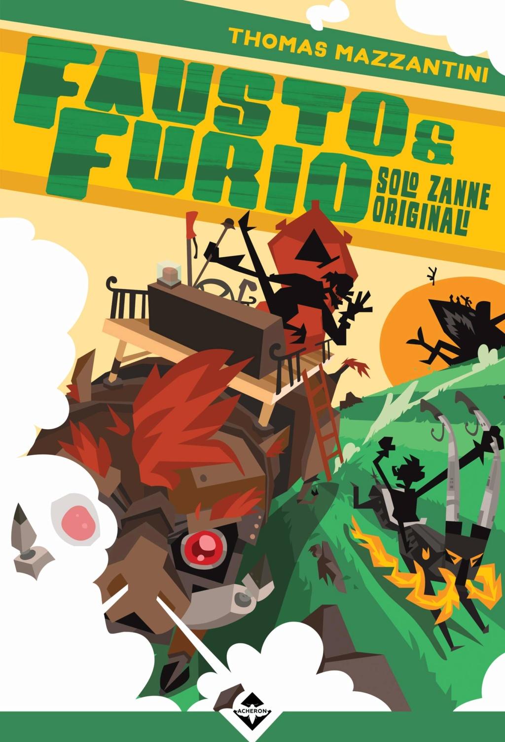 [Loufoque]   Donnez un nouveau titre aux LDVELH - Page 28 Fausto10