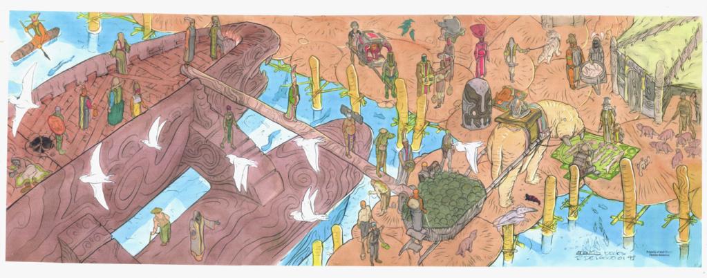 Atlantide, l'Empire Perdu [Walt Disney - 2001] - Page 9 A310