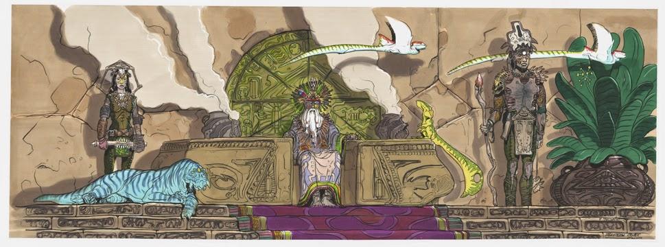 Atlantide, l'Empire Perdu [Walt Disney - 2001] - Page 9 A410