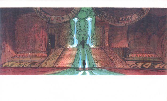 Atlantide, l'Empire Perdu [Walt Disney - 2001] - Page 9 A711