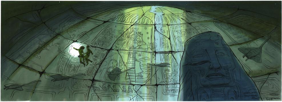 Atlantide, l'Empire Perdu [Walt Disney - 2001] - Page 9 A810