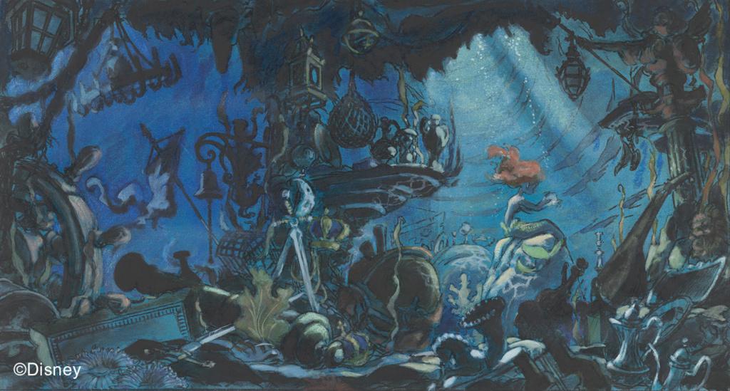 La Petite Sirène [Walt Disney - 1989] - Page 35 Ariel12