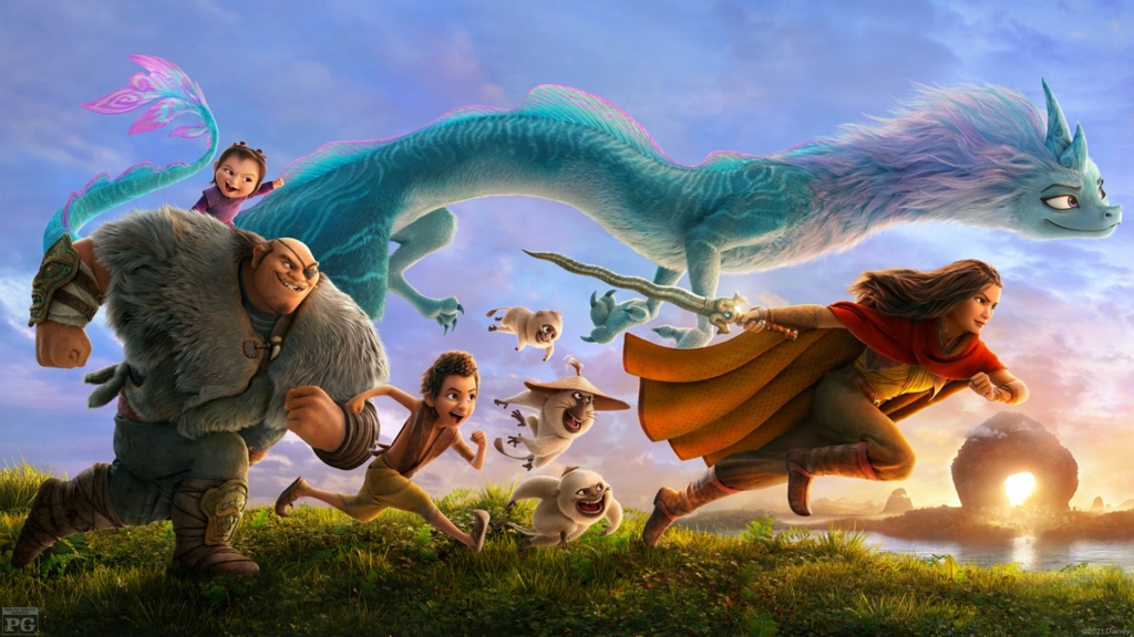 Raya et le Dernier Dragon [Walt Disney - 2021] - Page 24 Banner11