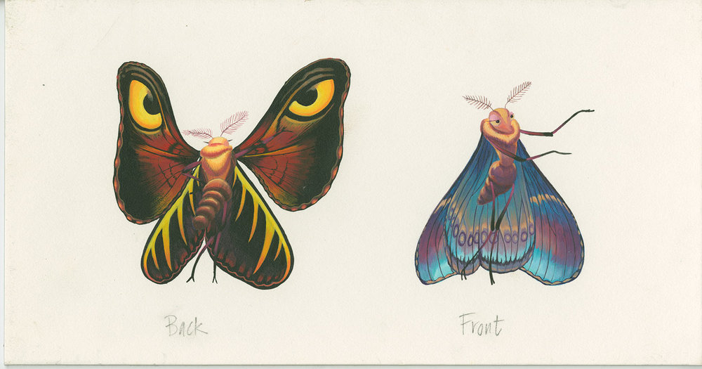 [Pixar] 1001 Pattes (a bug's life) (1998) - Page 2 Bugs_119