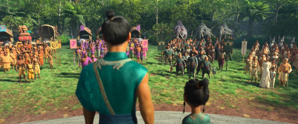 Raya et le Dernier Dragon [Walt Disney - 2021] - Page 6 Enfant10