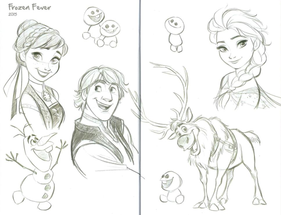 La Reine des Neiges : Une Fête Givrée [Cartoon Walt Disney - 2015] - Page 17 Jin_ki10