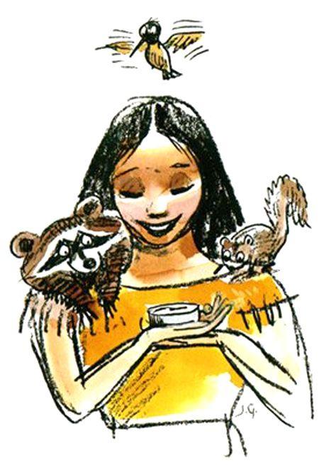 Pocahontas, une Légende Indienne [Walt Disney - 1995] - Page 13 Joe_gr10