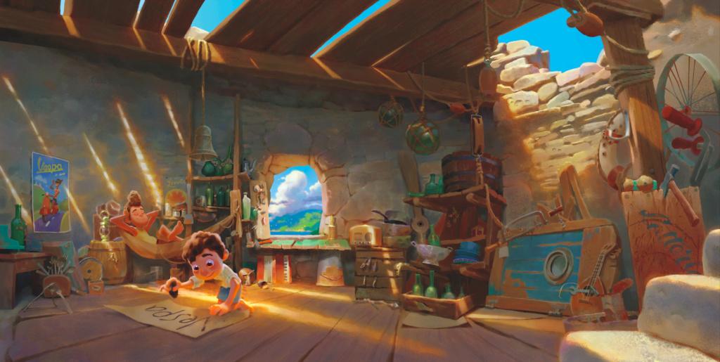 Luca [Pixar - 2021] - Page 4 Luca_110
