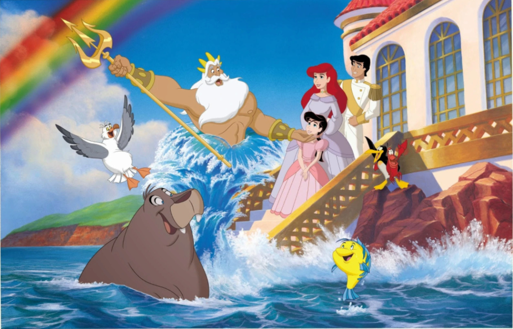 La Petite Sirène 2 : Retour à l'Océan [DisneyToon - 2000]  - Page 11 Melody10