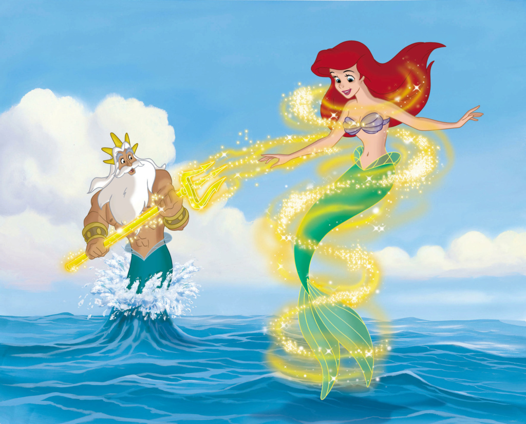 La Petite Sirène 2 : Retour à l'Océan [DisneyToon - 2000]  - Page 11 Melody13