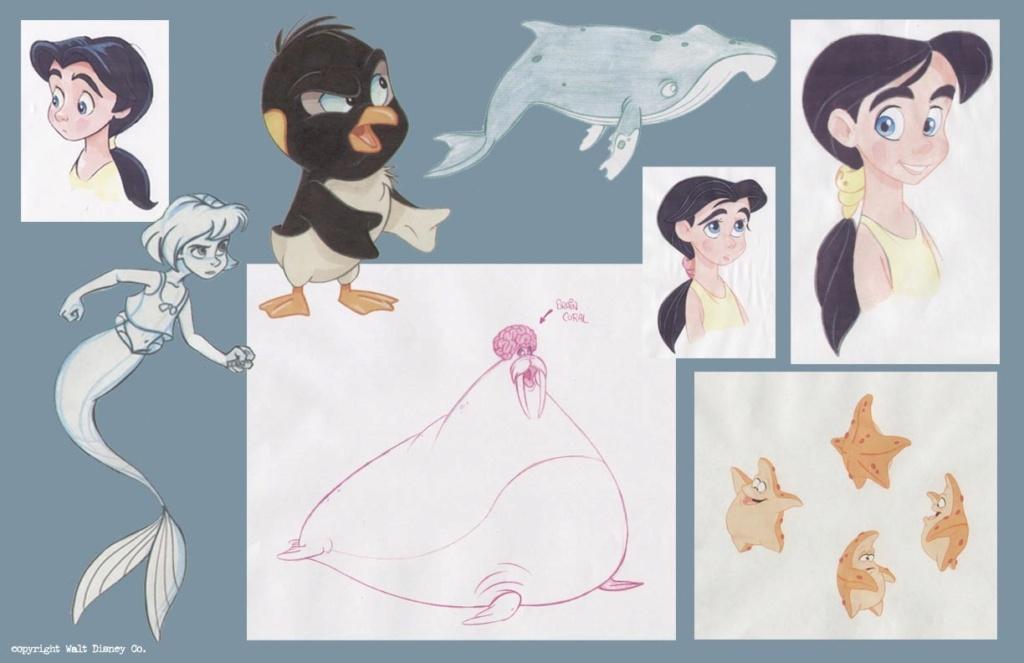 La Petite Sirène 2 : Retour à l'Océan [DisneyToon - 2000]  - Page 11 Mermai10