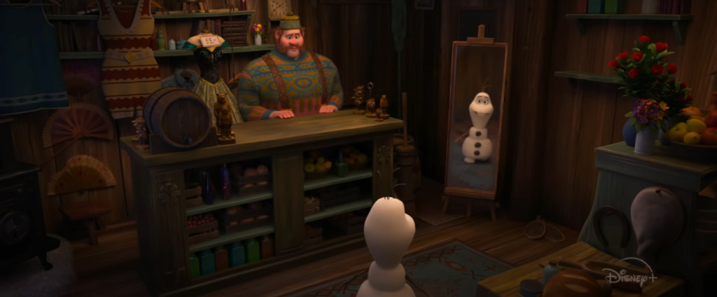 Les Aventures d'Olaf [Disney - 2020] - Page 2 Olaf_310