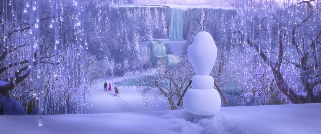 Les Aventures d'Olaf [Disney - 2020] - Page 2 Olaf_410