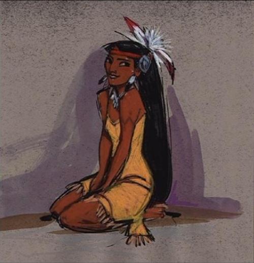 Pocahontas, une Légende Indienne [Walt Disney - 1995] - Page 13 Pocaho10
