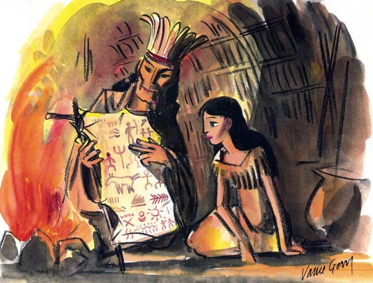 Pocahontas, une Légende Indienne [Walt Disney - 1995] - Page 13 Pocaho11