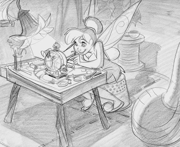 Clochette et la Fée Pirate [DisneyToon - 2014] - Page 14 Queen_10