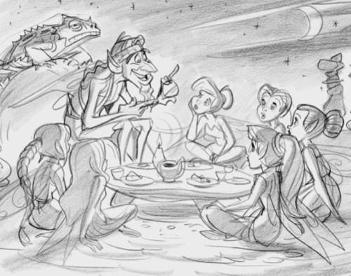 Clochette et la Fée Pirate [DisneyToon - 2014] - Page 14 Queen_11