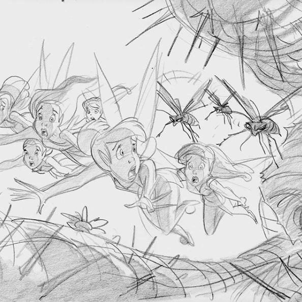Clochette et la Fée Pirate [DisneyToon - 2014] - Page 14 Queen_16