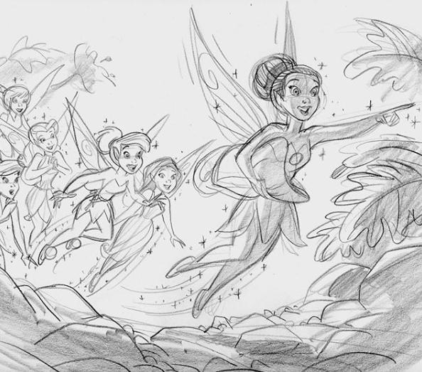 Clochette et la Fée Pirate [DisneyToon - 2014] - Page 14 Queen_23