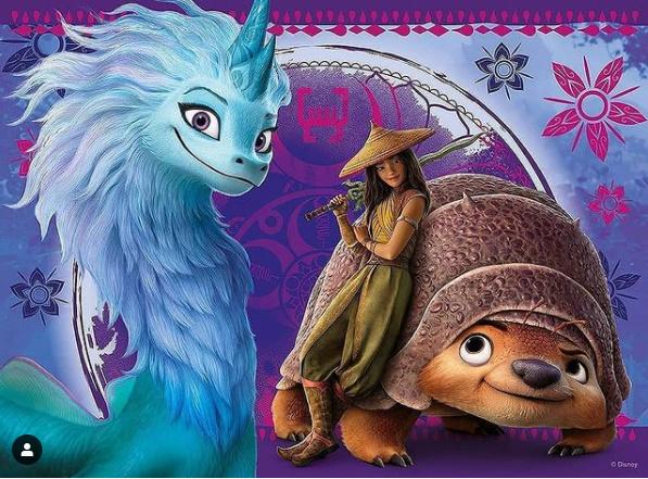 Raya et le Dernier Dragon [Walt Disney - 2021] - Page 8 Raya_110