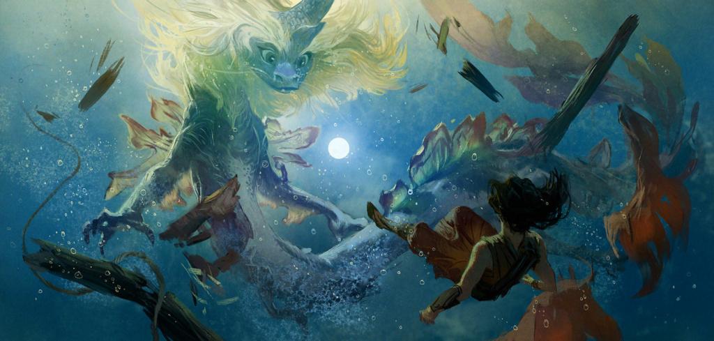 Raya et le Dernier Dragon [Walt Disney - 2021] - Page 14 Raya_118