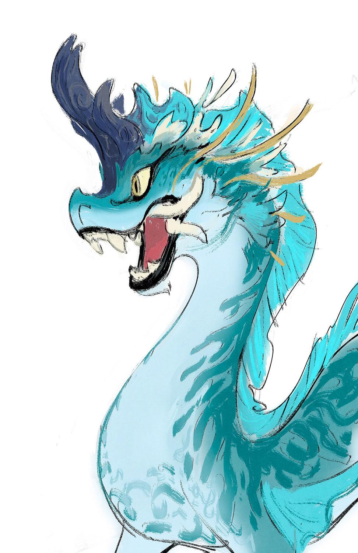 Raya et le Dernier Dragon [Walt Disney - 2021] - Page 14 Raya_119