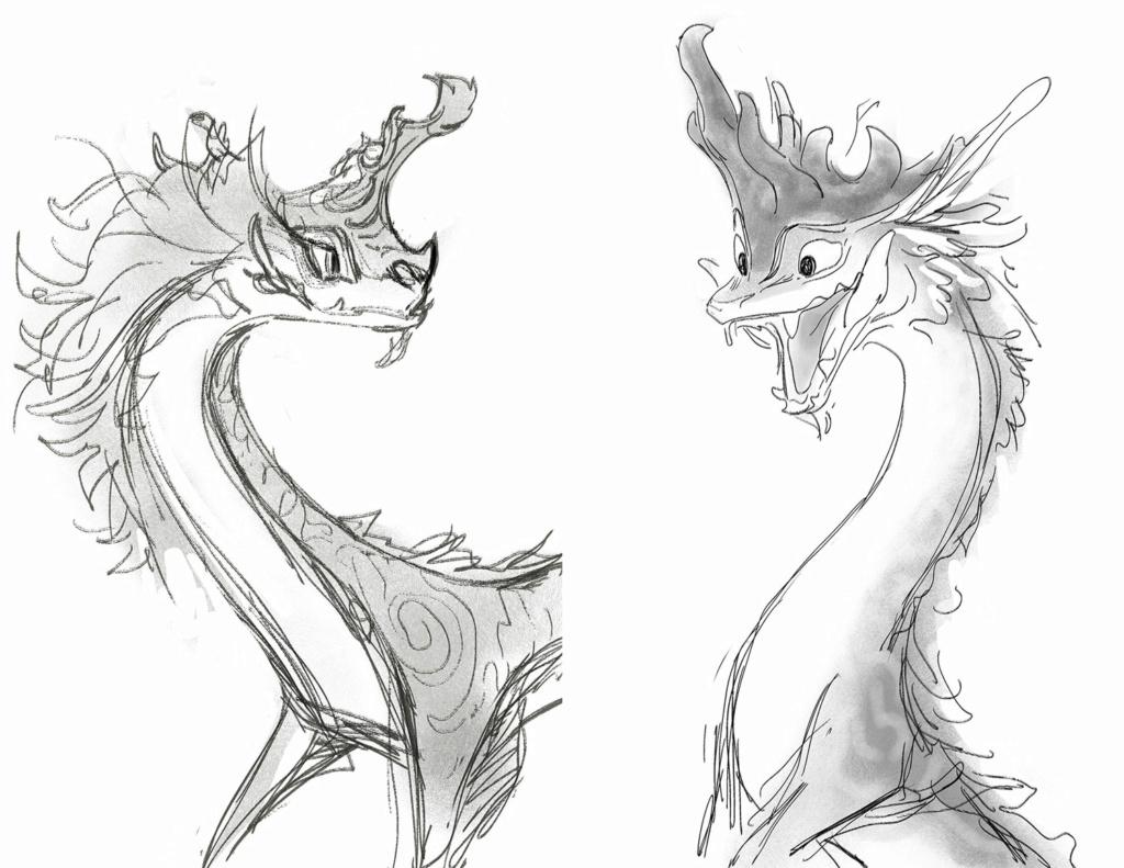 Raya et le Dernier Dragon [Walt Disney - 2021] - Page 14 Raya_123