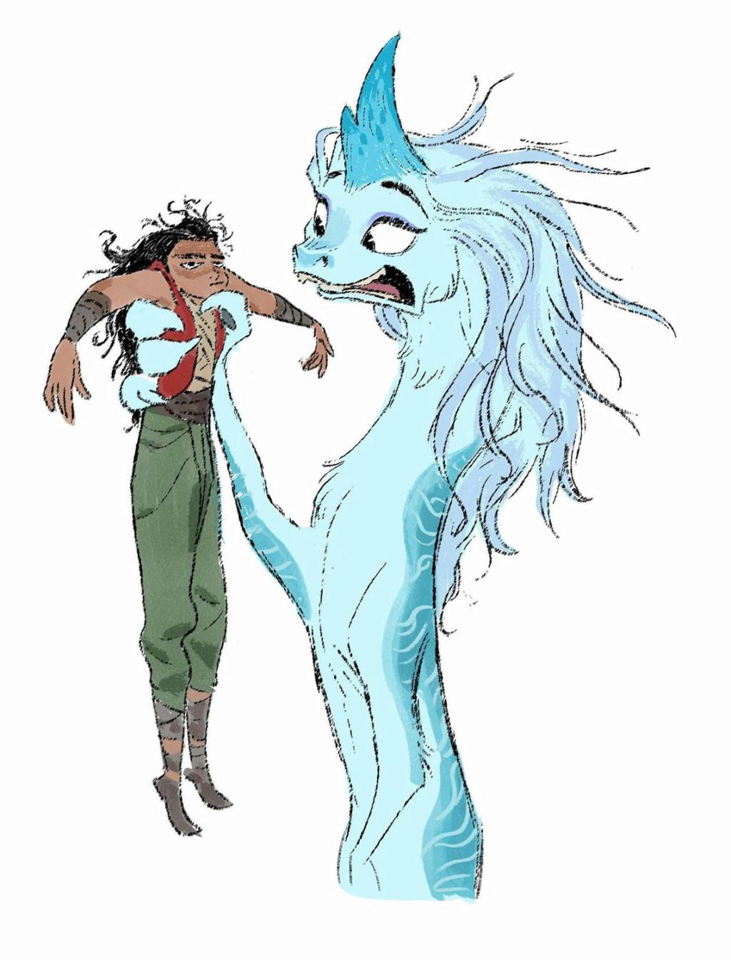 Raya et le Dernier Dragon [Walt Disney - 2021] - Page 14 Raya_215